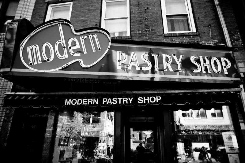 Get the cannoli.  |  Modern Pastry - Boston