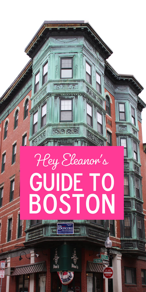 How to Have a Fun Winter Weekend in Boston  |  Hey Eleanor