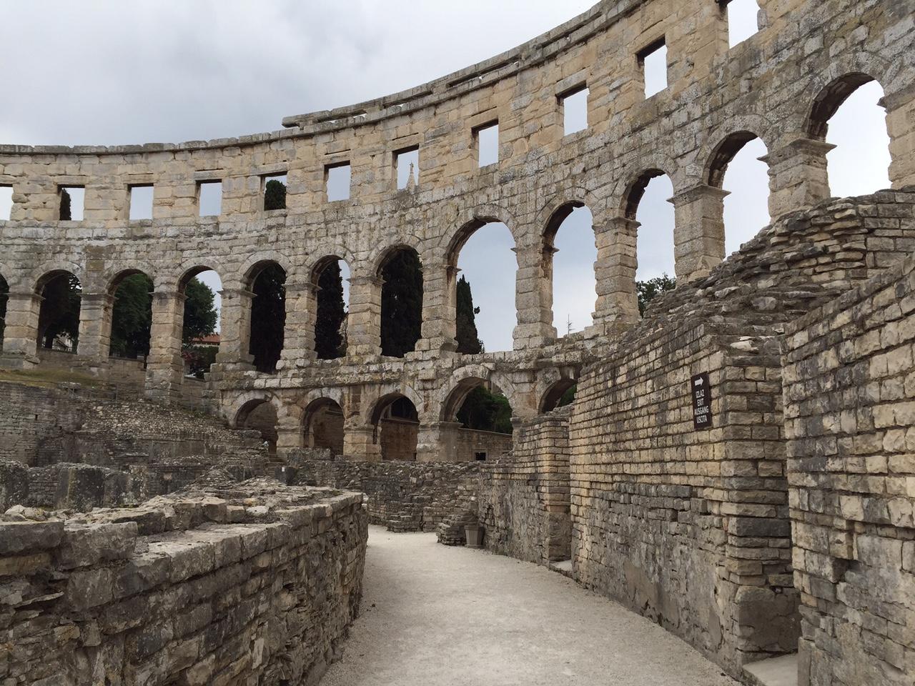 InsideforPula's Amphitheater