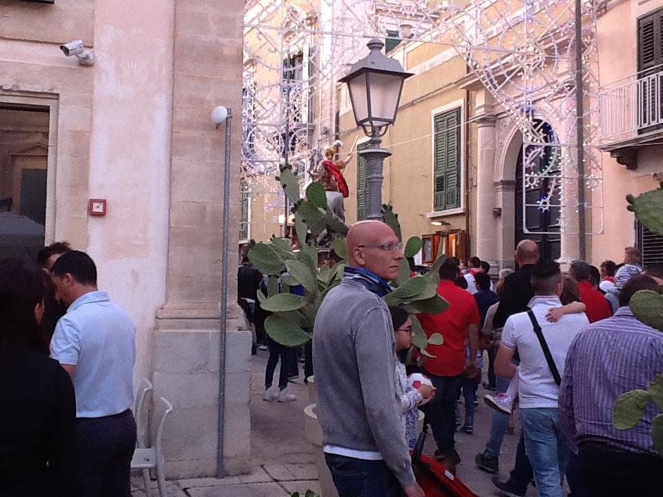 The Procession for St. Giorgio.
