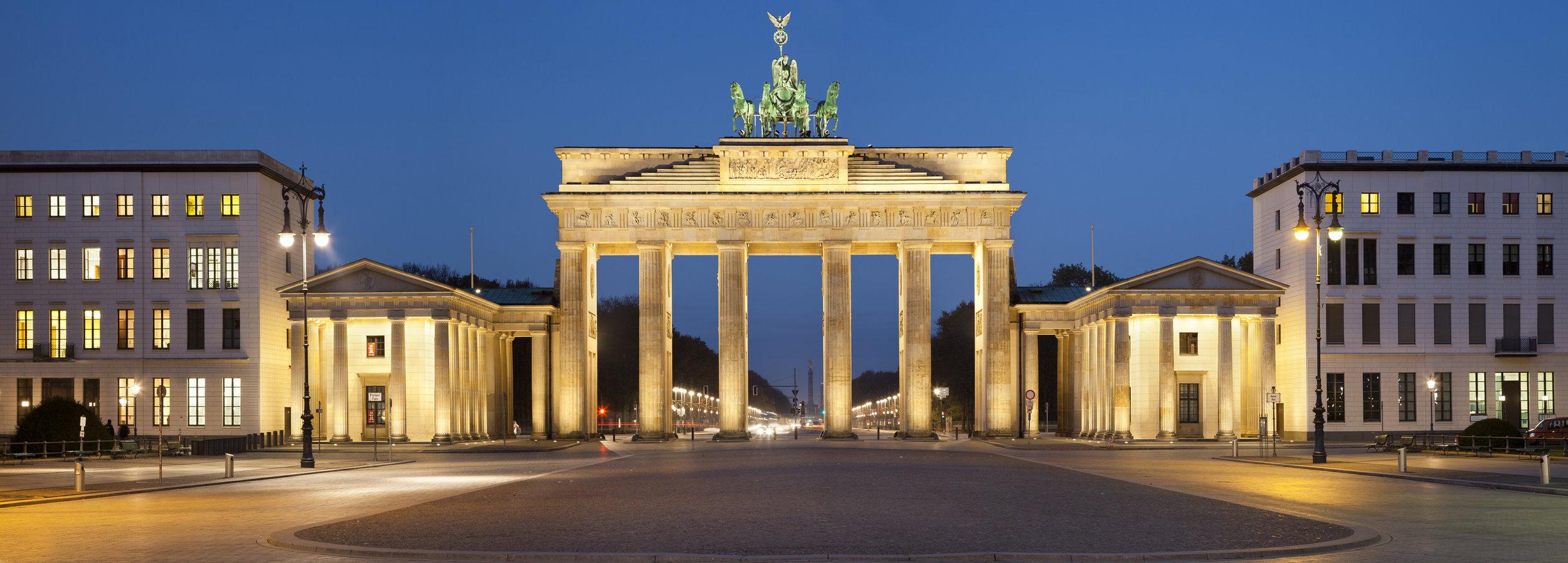 BERLIN - A HISTORY :: BISMARCK TO MERKELIN PARTNERSHIP WITH UNCG'S EMERITUS SOCIETY PROGRAMWITH GUEST LECTURER DR. JEFF JONESJUNE 14 to 23JUNE 25 TO JULY 1, 2020