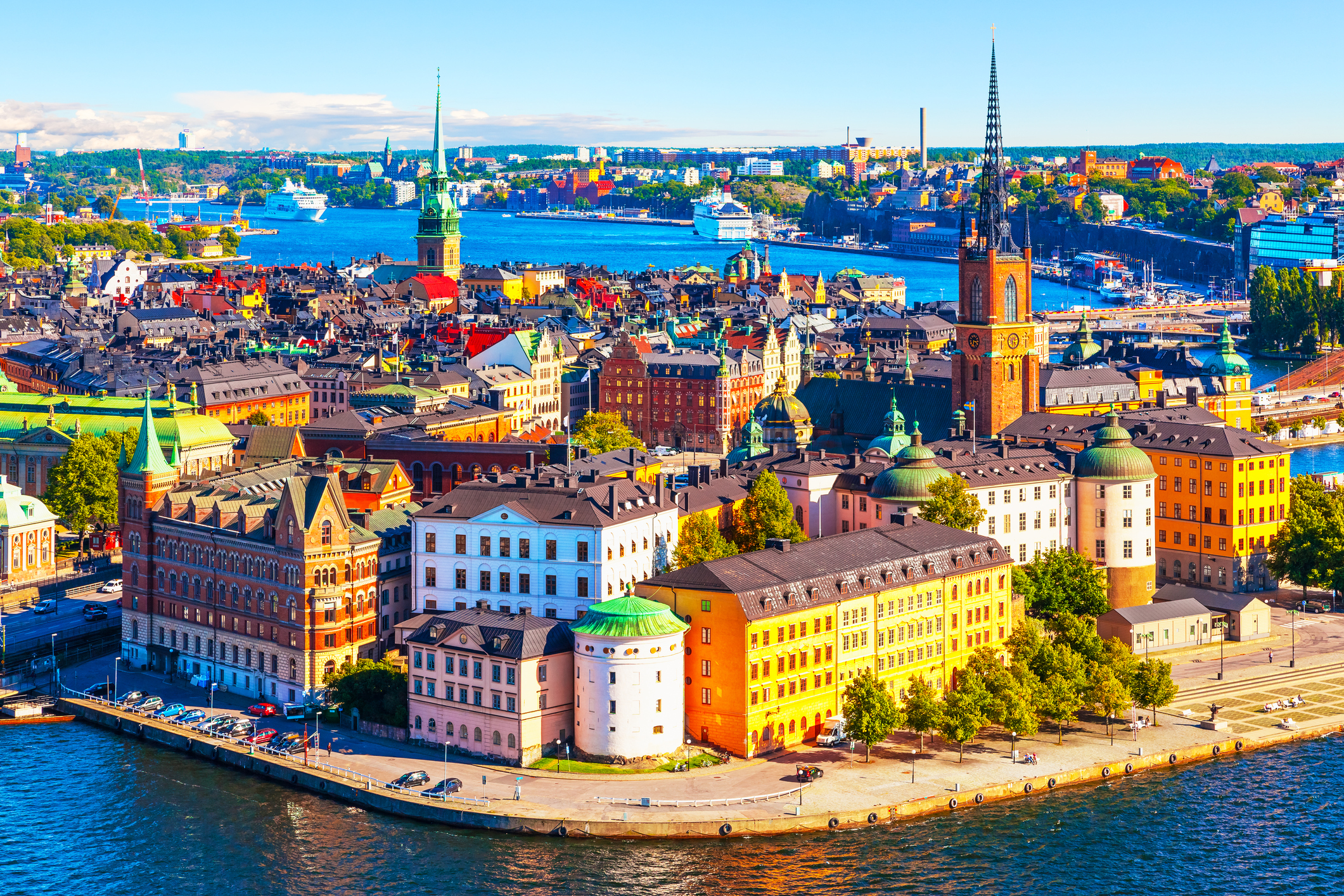 SCANDINAVIA 2019 - IN PARTNERSHIP WITH UNCG'S EMERITUS SOCIETY PROGRAMGUEST LECTURER DR. HEPSIE ROSKELLY