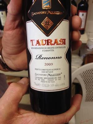 Irpinia boasts four DOCG wines