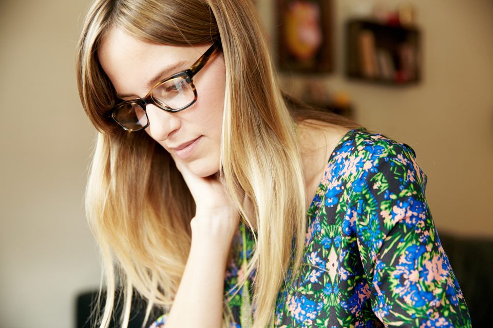 Chloe Fleury for Warby Parker