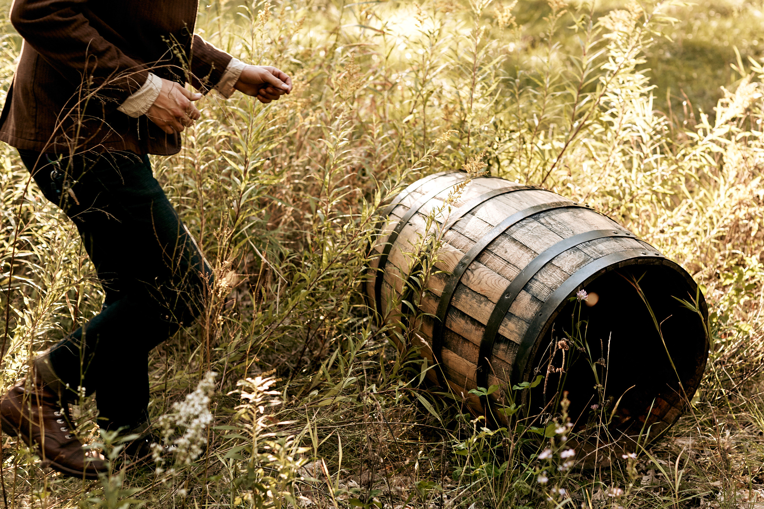Ben & the Barrel