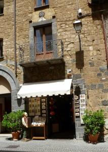 Einstein en Orvieto. Foto BSG