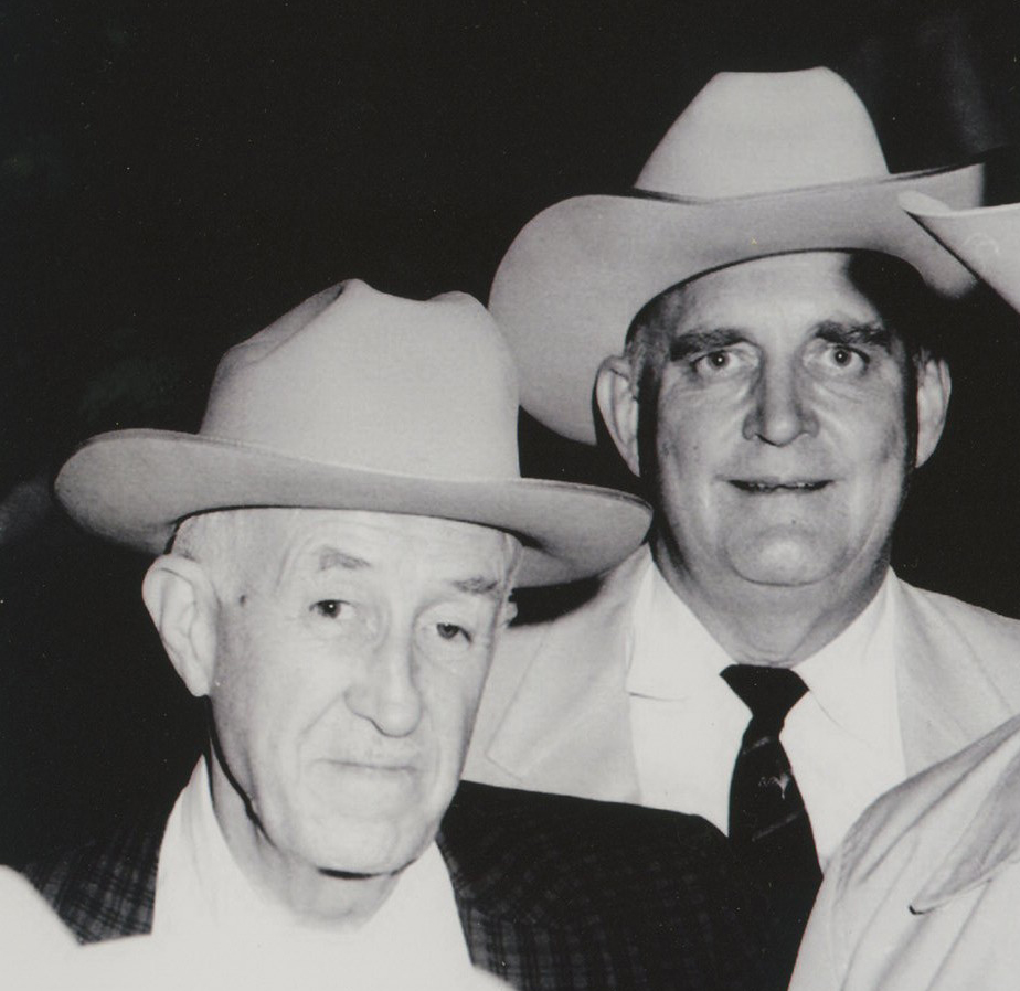 Jack G.S. Maxfield, MD (on right)