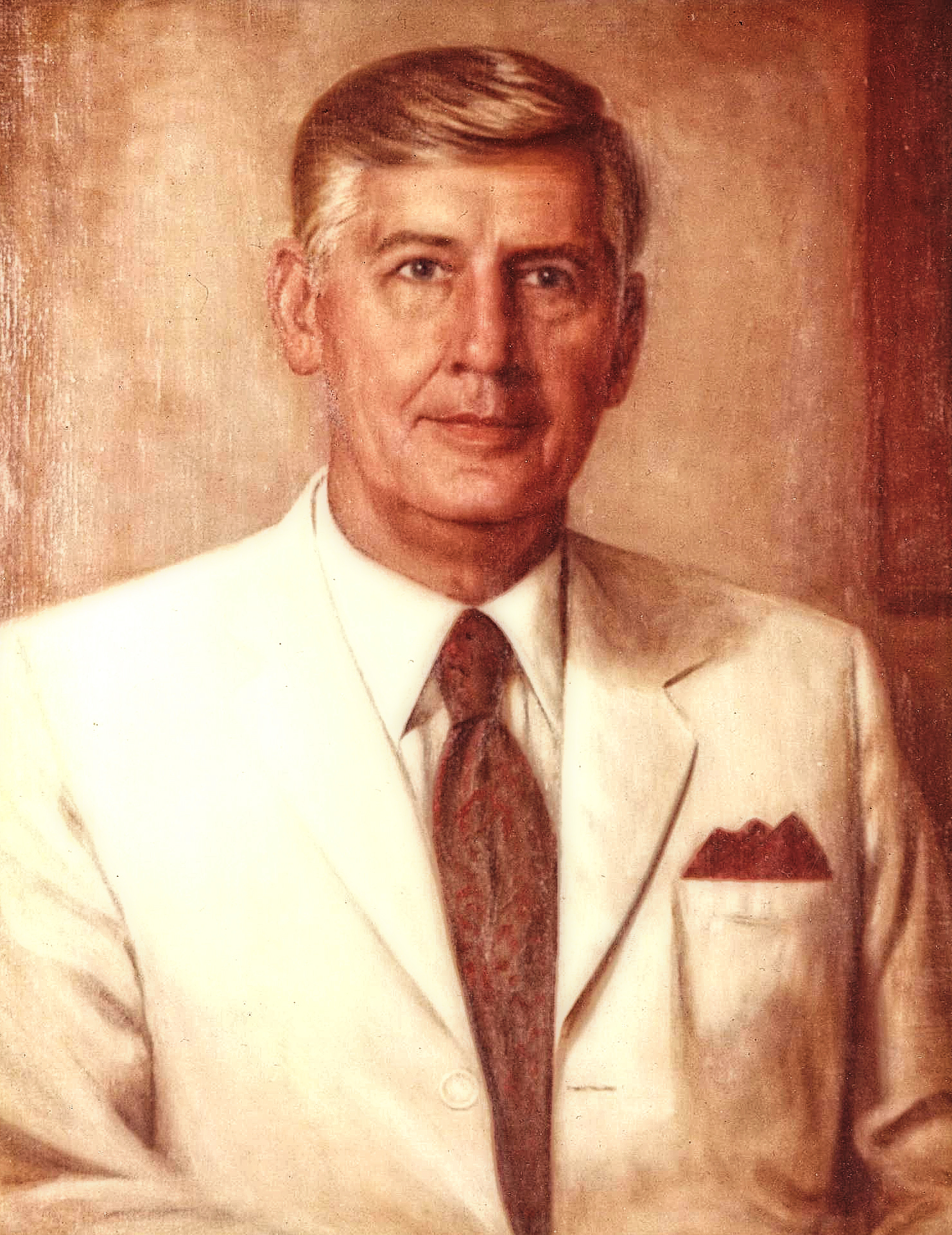 William Banks, DVM 14th president of the Southwestern Chapter (term ending 1970)