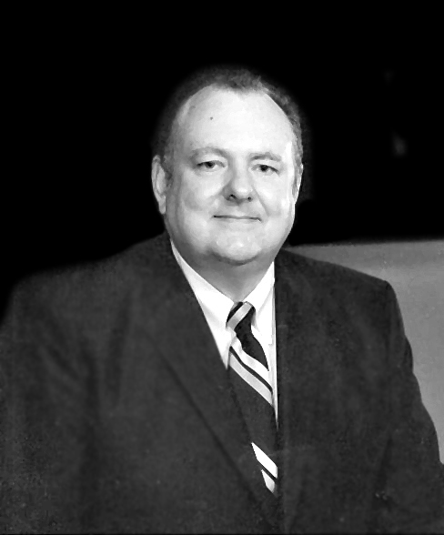 John Burdine, MD President of the Southwestern Chapter, 1974-1975