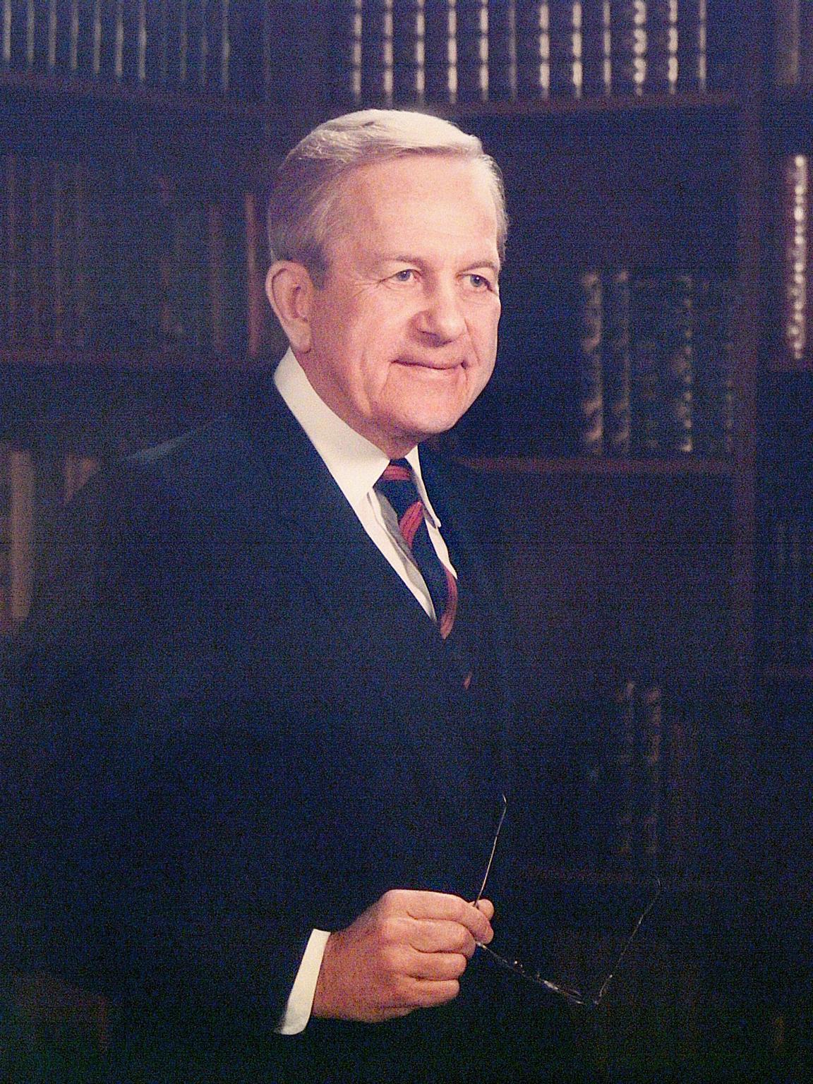 Howard Glenn, PhD President term ended in 1977