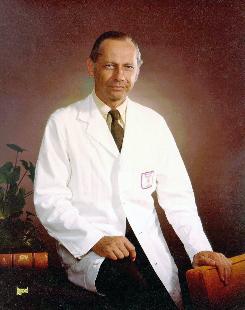 Ralph Gorten, MD president term ended in 1981