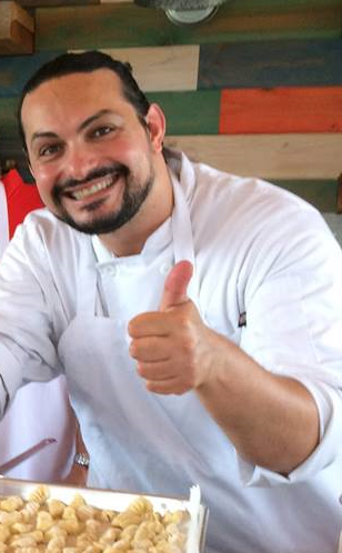 Chef Daniele Panella - A native of Florence, Italy, Chef Daniele teaches authentic Italian cuisine, using quality local seasonal ingredients as much as possible - truest to the Italian philosophy.He can entertain and teach even the most novice of students, with his funny and charismatic personality. You will laugh as you learn in the kitchen with Chef Daniele.