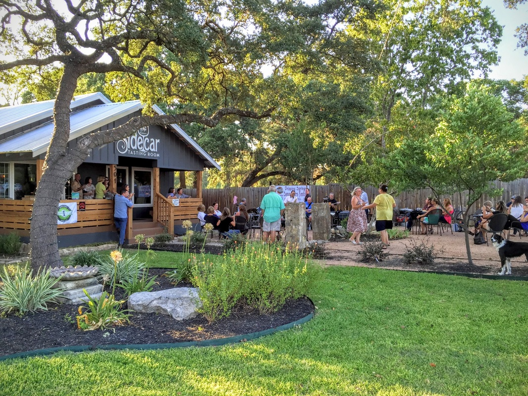Sidecar - Bell Springs wine bar
