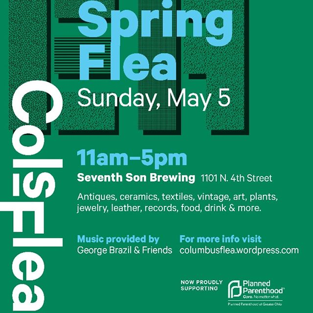 Spring flea is TOMORROW!  I'll be set up outside and I can't wait to see you ❤❤❤