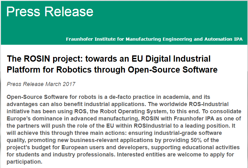 Click the image to view the full post on the Fraunhofer IPA website.