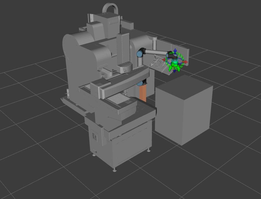 Figure 4. Simulation Environment