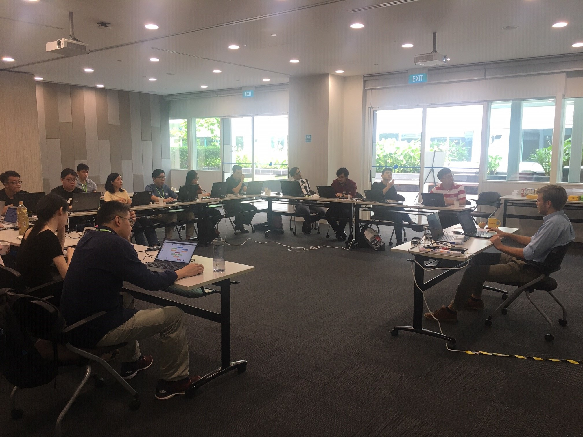ROS-Industrial Consortium Asia Pacific December 2018 Training - Basic Course