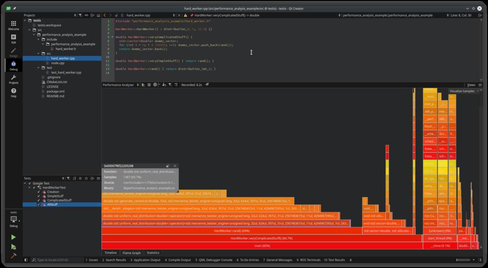 Perf Flame Graph  (Tutorial)