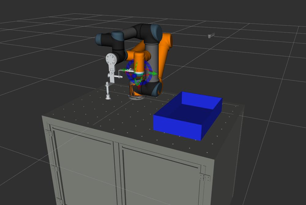 Figure 5. Workcell Builder from EMD