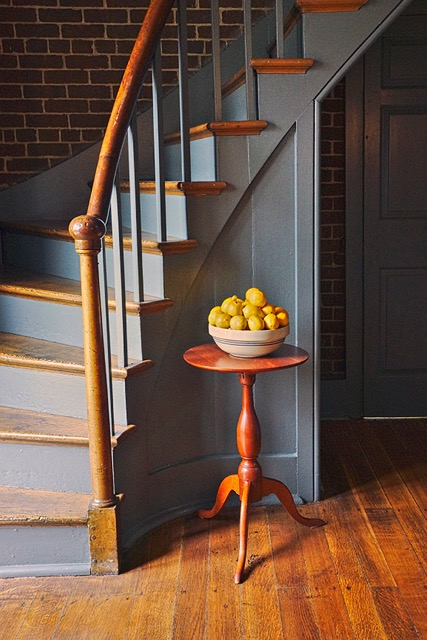 "Jack Fulton   Bowl Of Lemons: Pleasant Hill Shaker Village, KY , 2015 photograph 16"" x 20"""