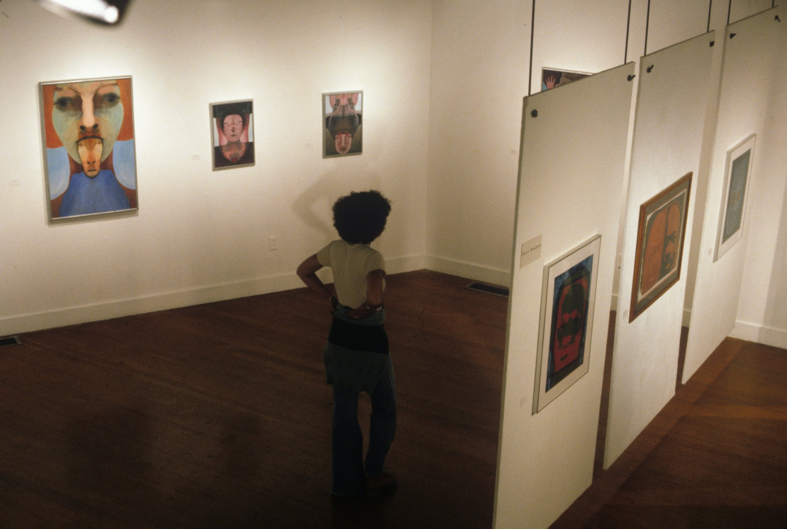 Figurative Works , May, 30, 1980 - July 3, 1980.