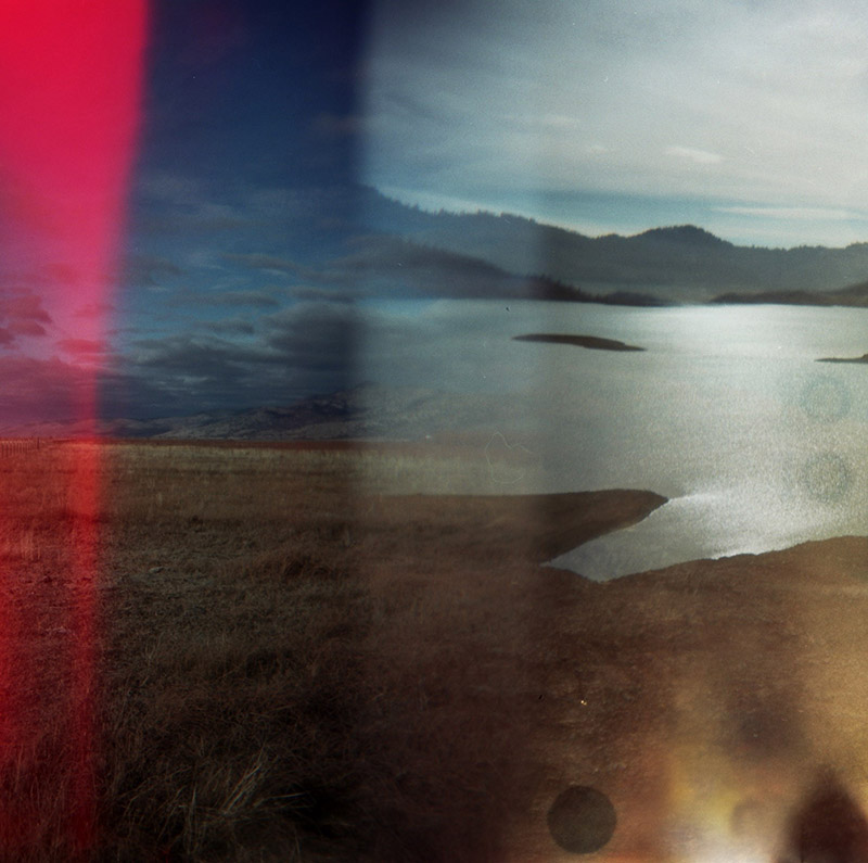 Kristen Brown  Goose Lake,  2014 archival pigment print 10 x 10""