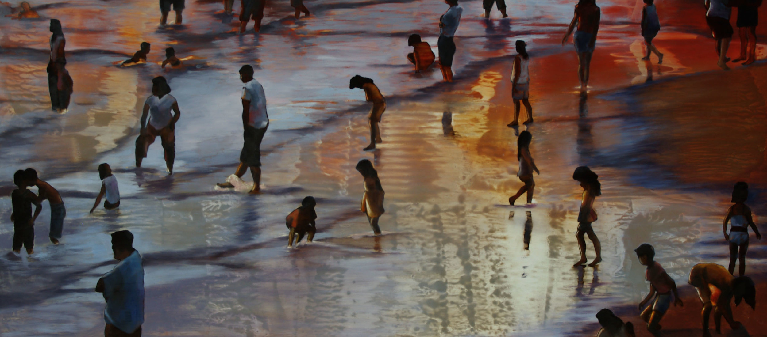 Kay Bradner  Sunset,  2012
