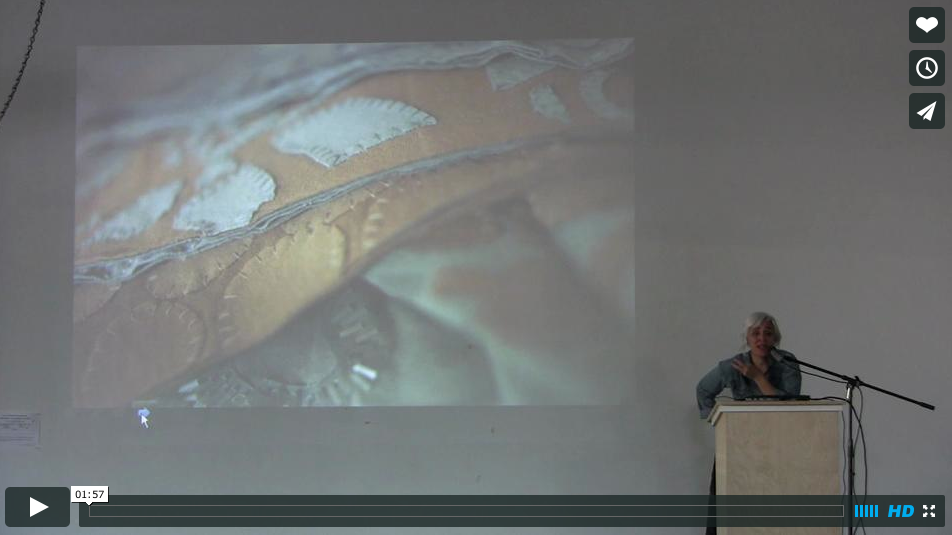Natalie Chanin Lecture - 2010