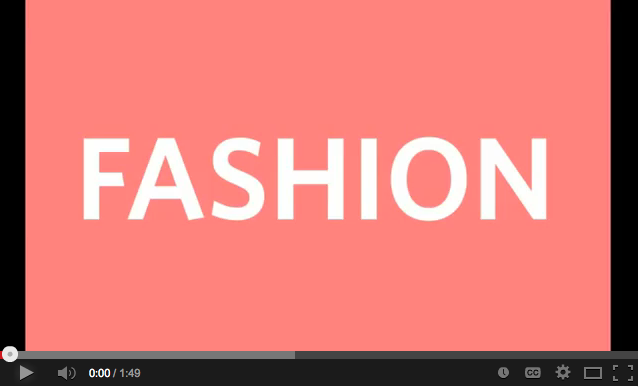 Laura Allcorn, '11 - GOOD Magazine Video