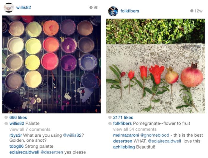 Art & Instagram by New American Paintings