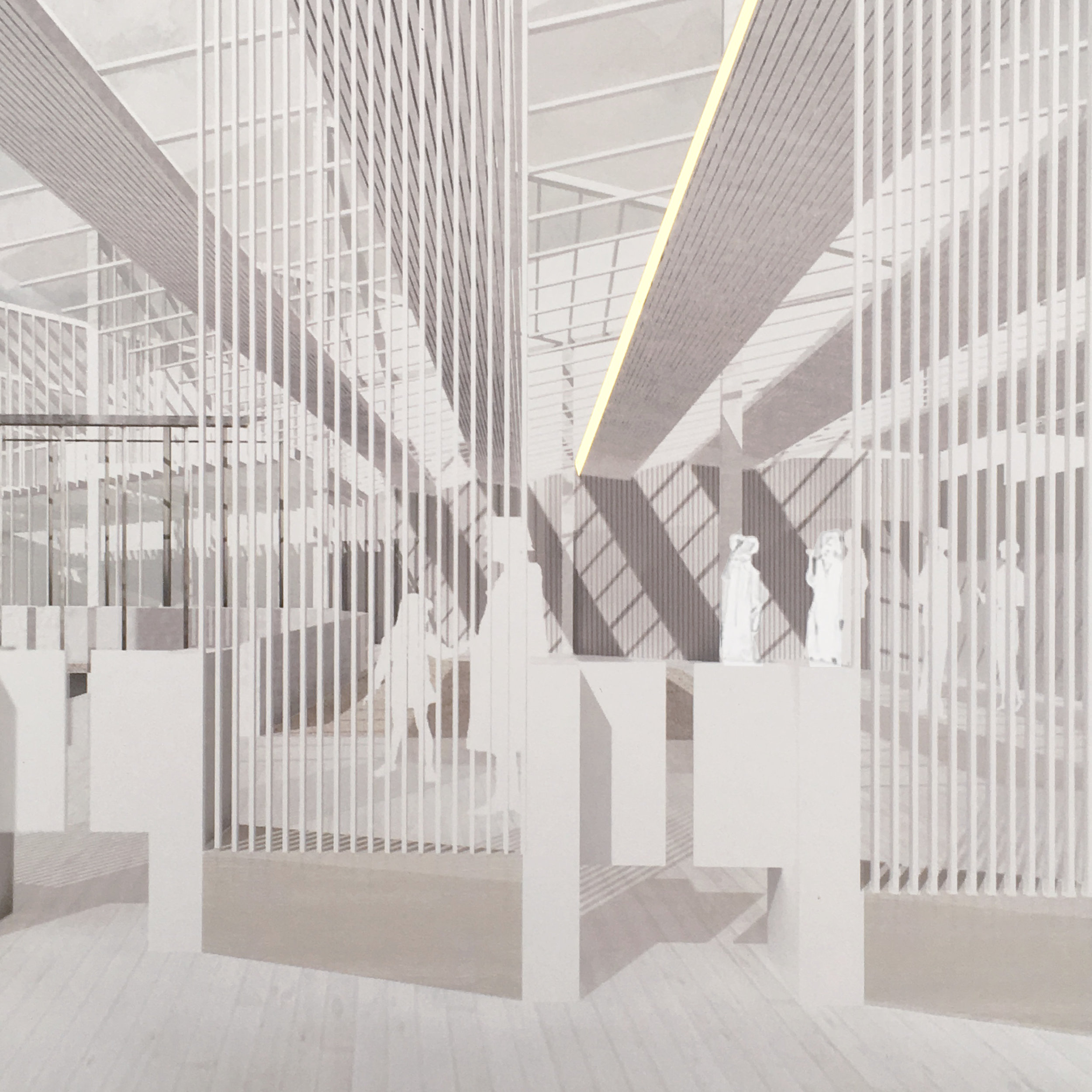 — what if the poetic is as important as the pragmatic? - Harvard M.Arch Thesis | public space design proposal