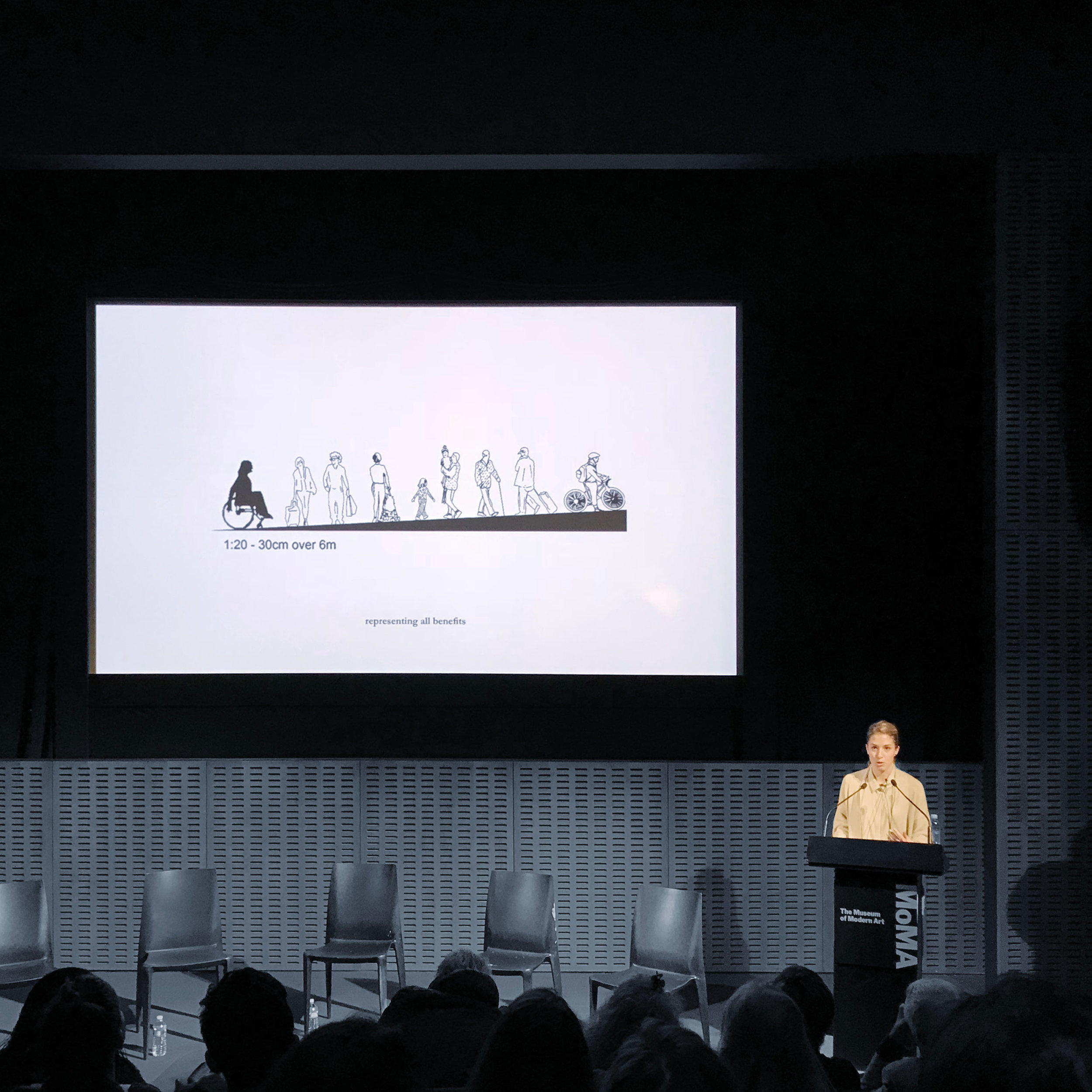 — what if designing for older adults means designing for all ages? - MoMA Salon: New Aging | advocacy