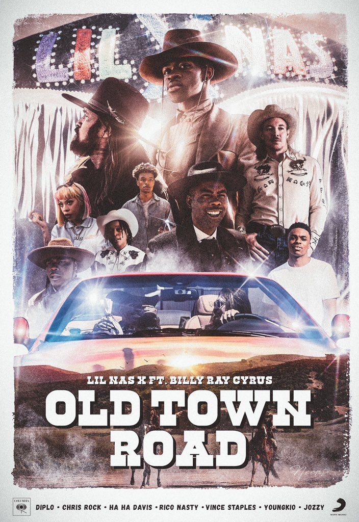 Old Town Road (Official Music Video)