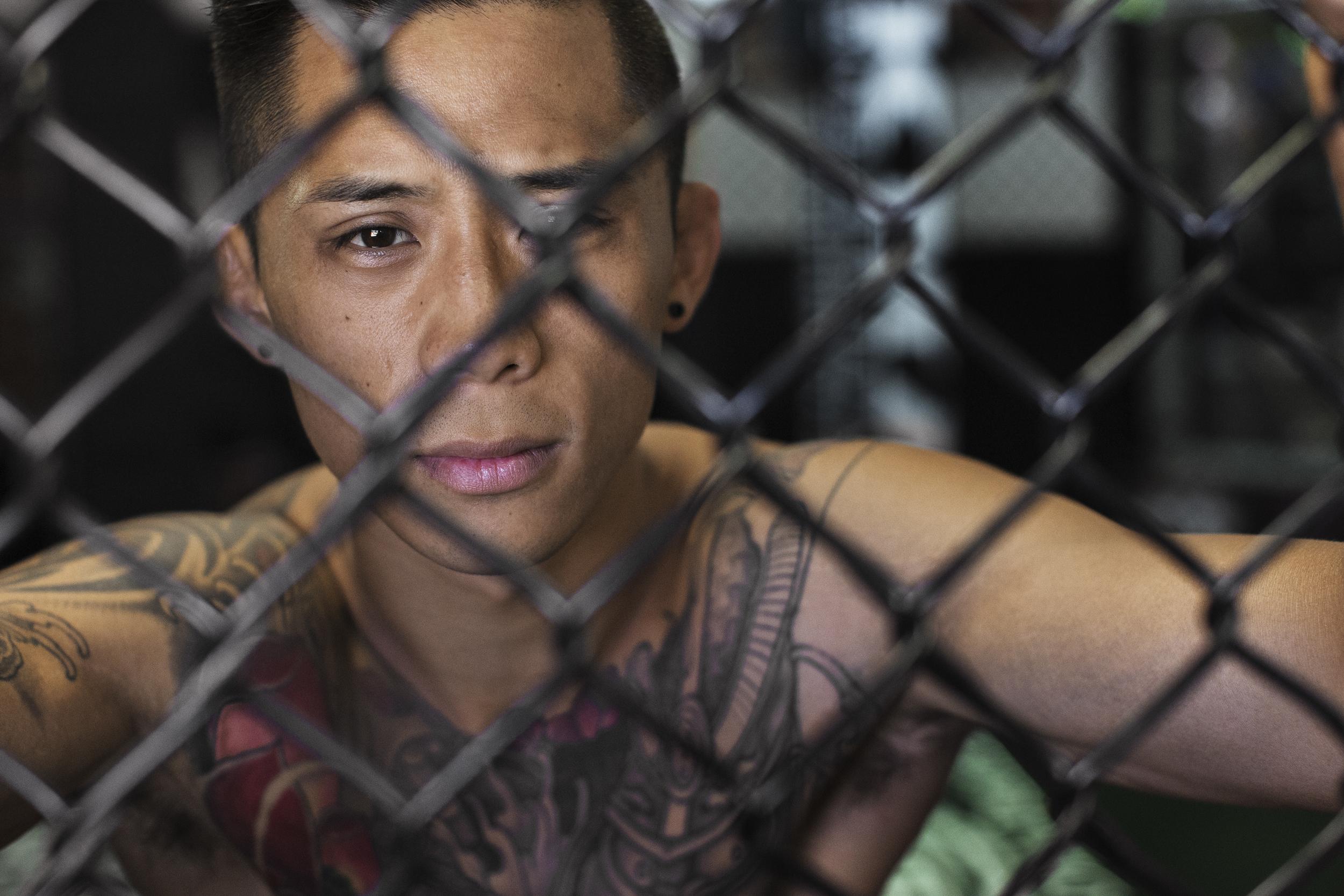 ©Stephen Dupont - Caged Stills  Martin Nguyen 7.jpg