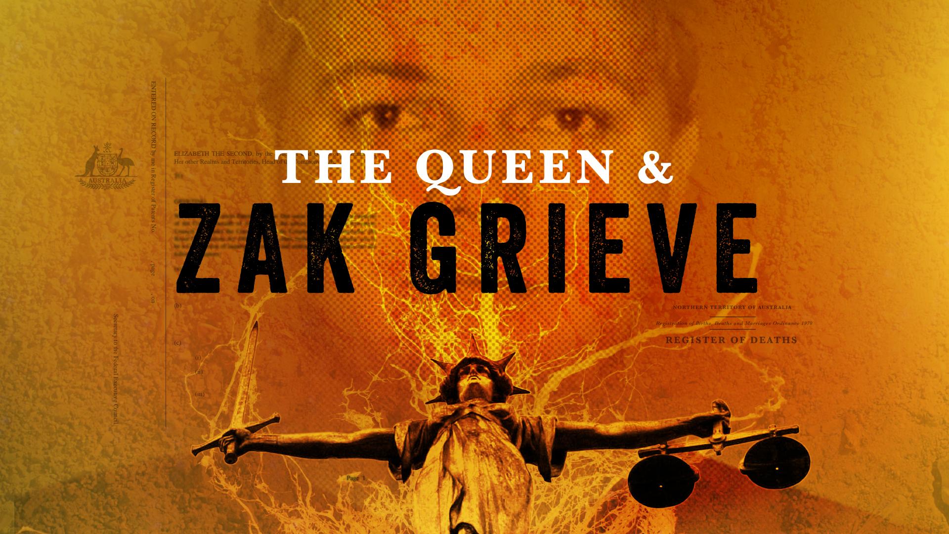 THE QUEEN & ZAK GRIEVE (2016)