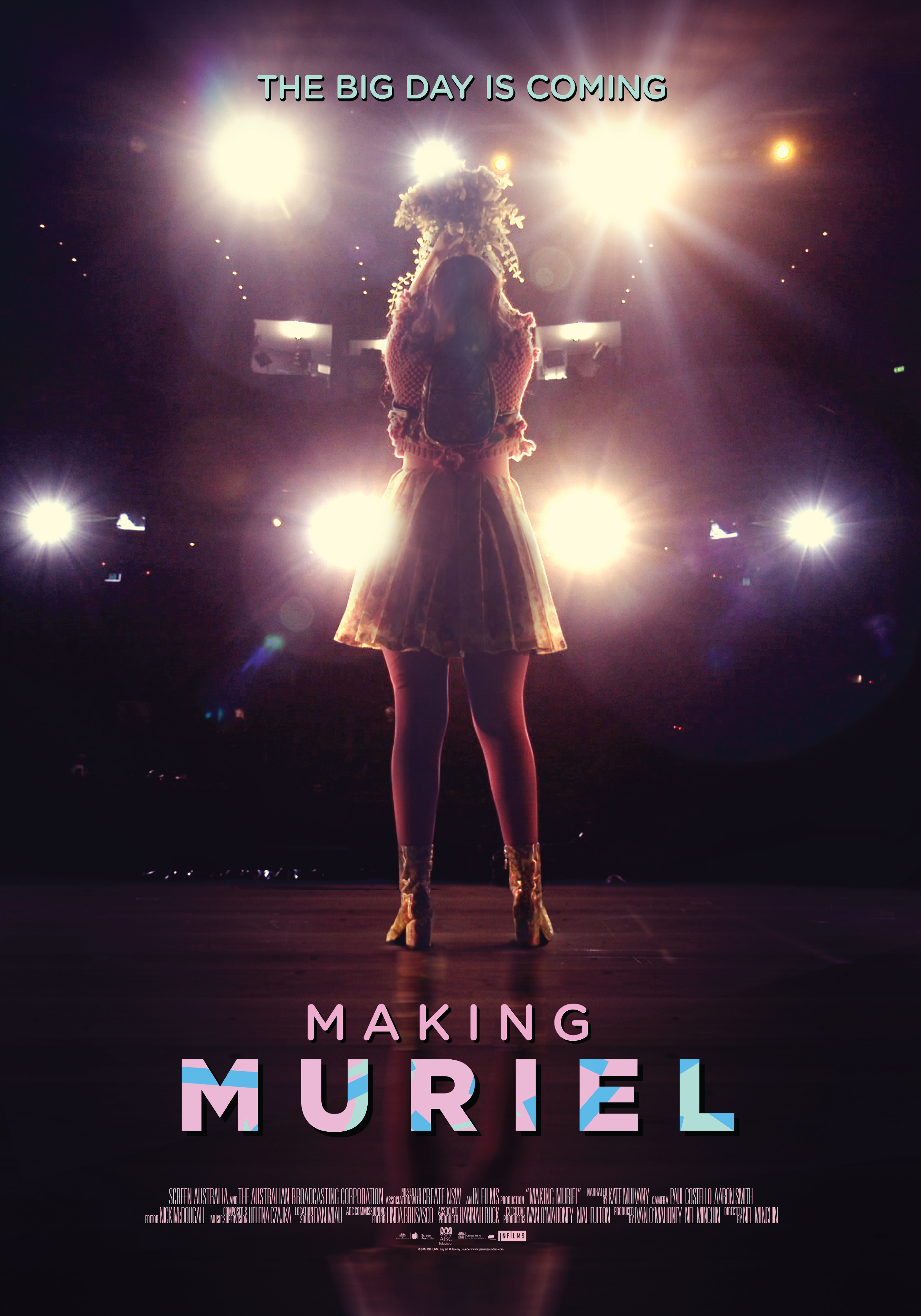 MAKING MURIEL (2017)