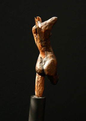 Stick Figure - backview