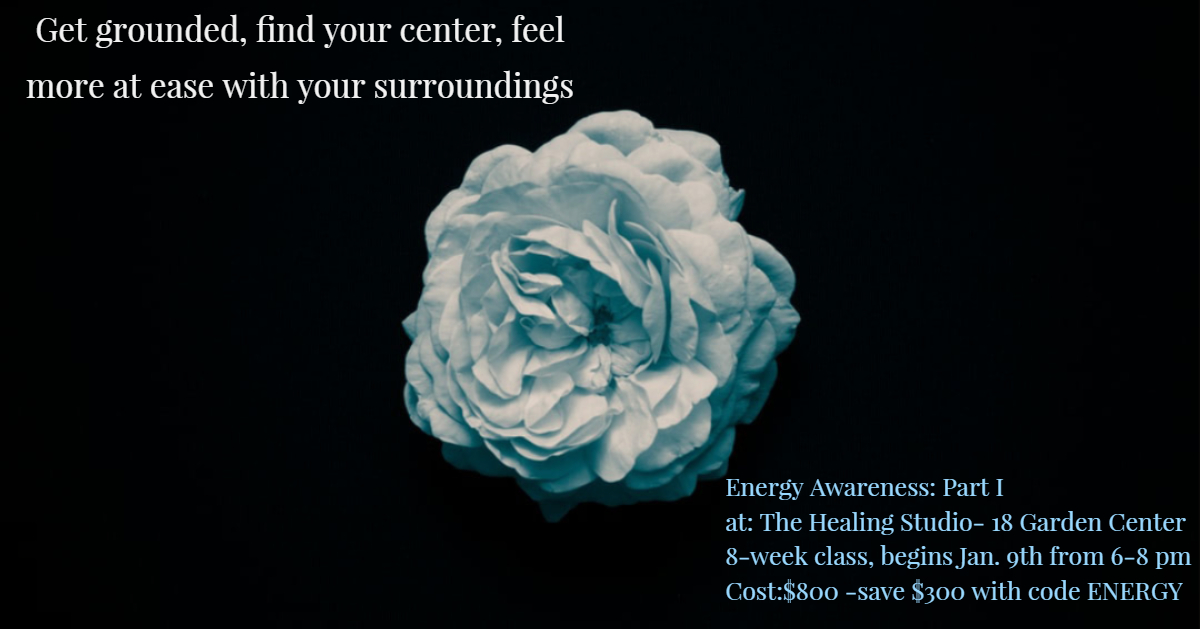 Psychic classes, starting soon.