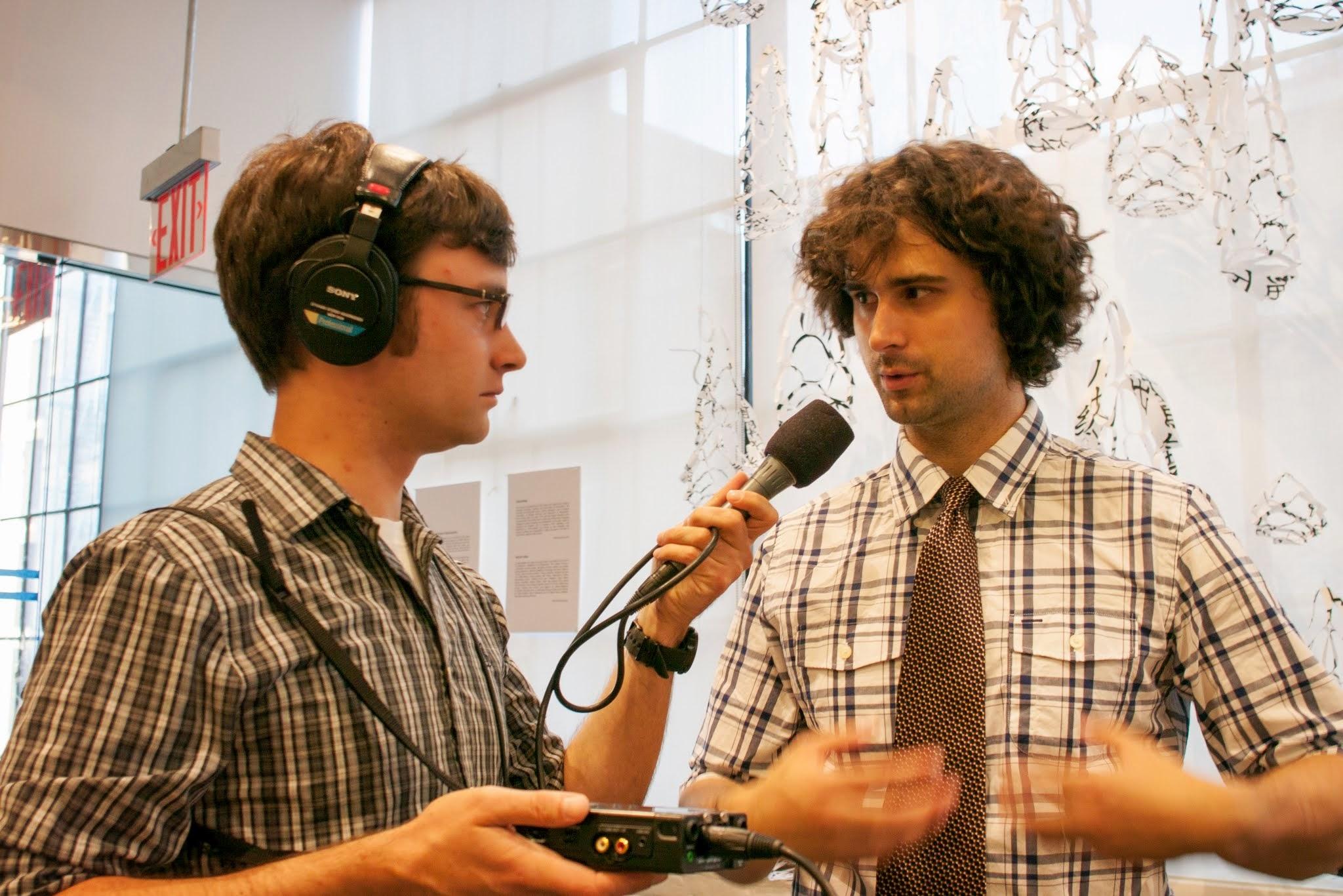Copy of Jakub Dzamba & Mark Garrison, NPR