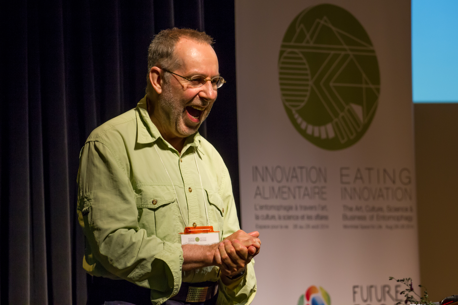 Robert Kok - Keynote Address EI2014