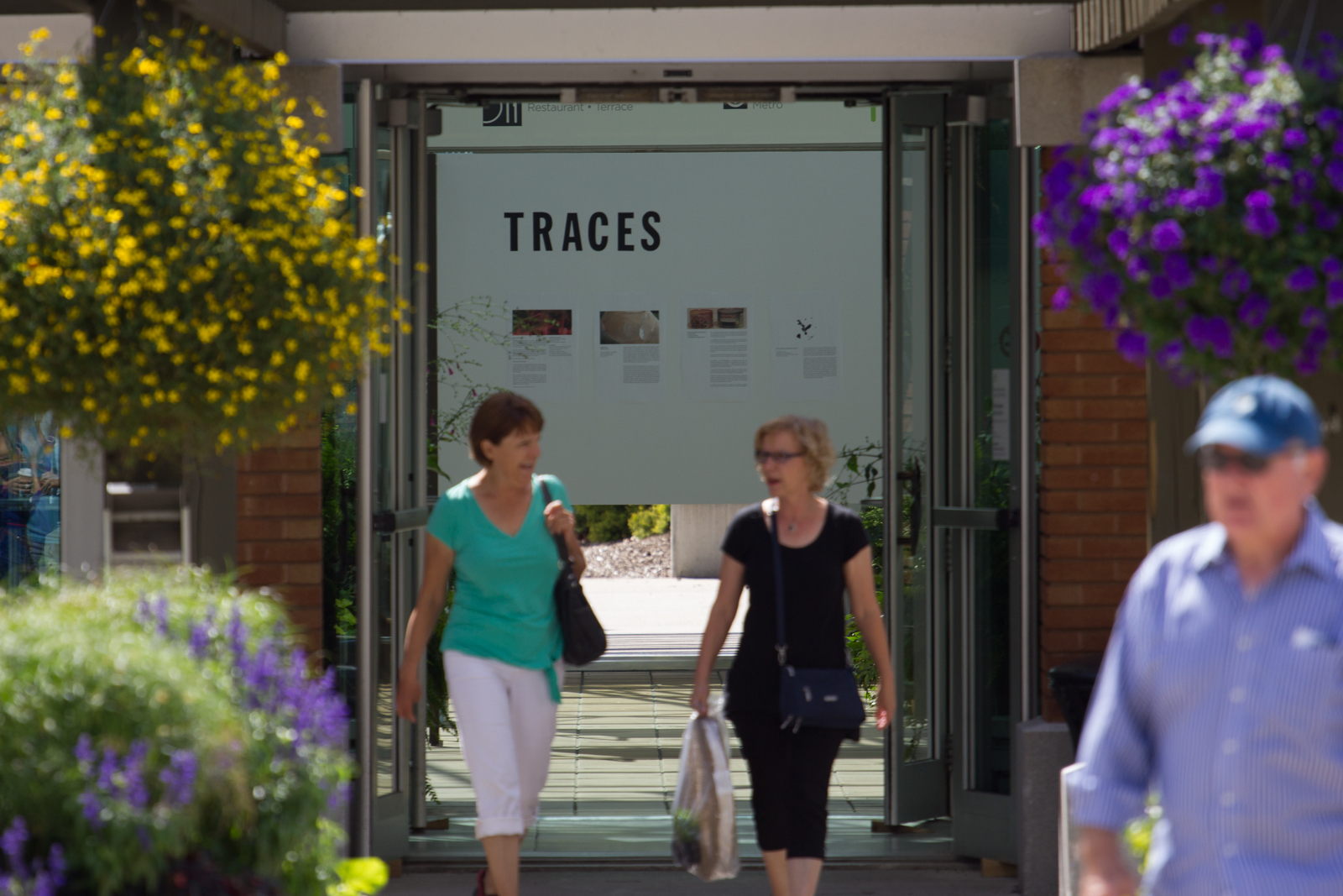 Traces Exhibition, Discovery Gallery