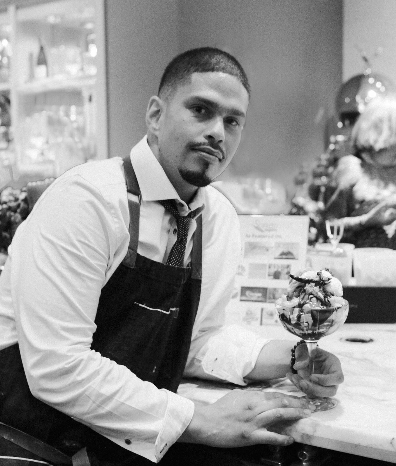 Chef Felix Castro, New York.
