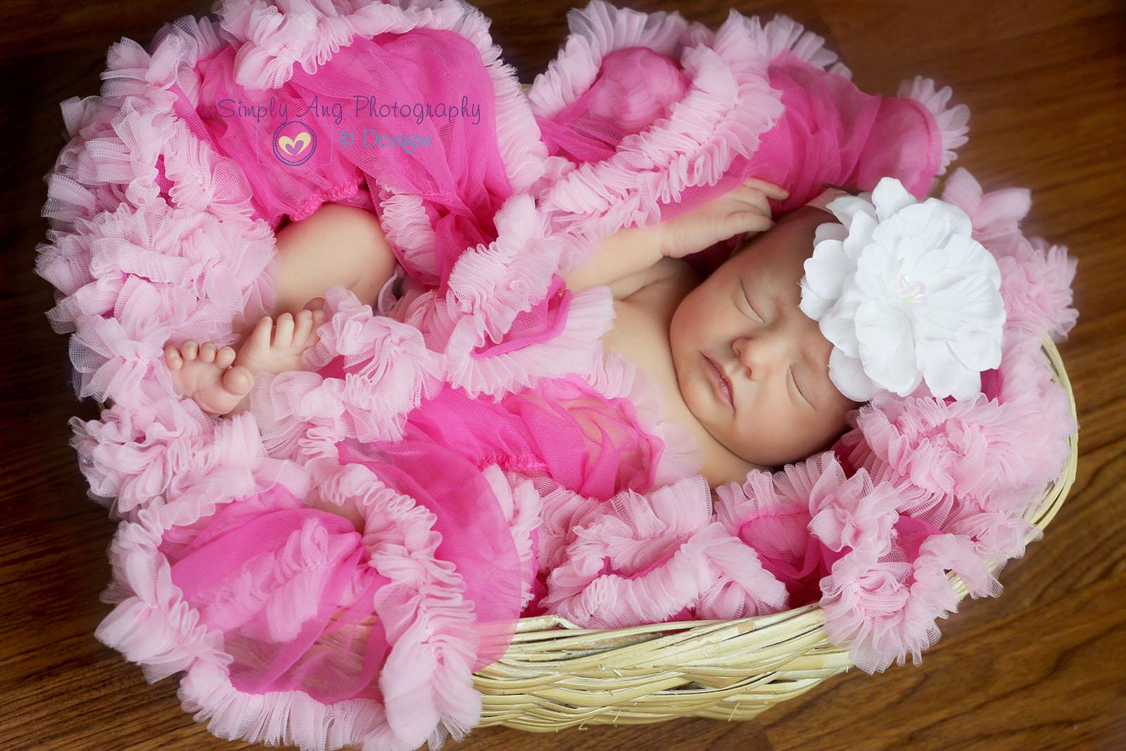 Newborn Baby A.