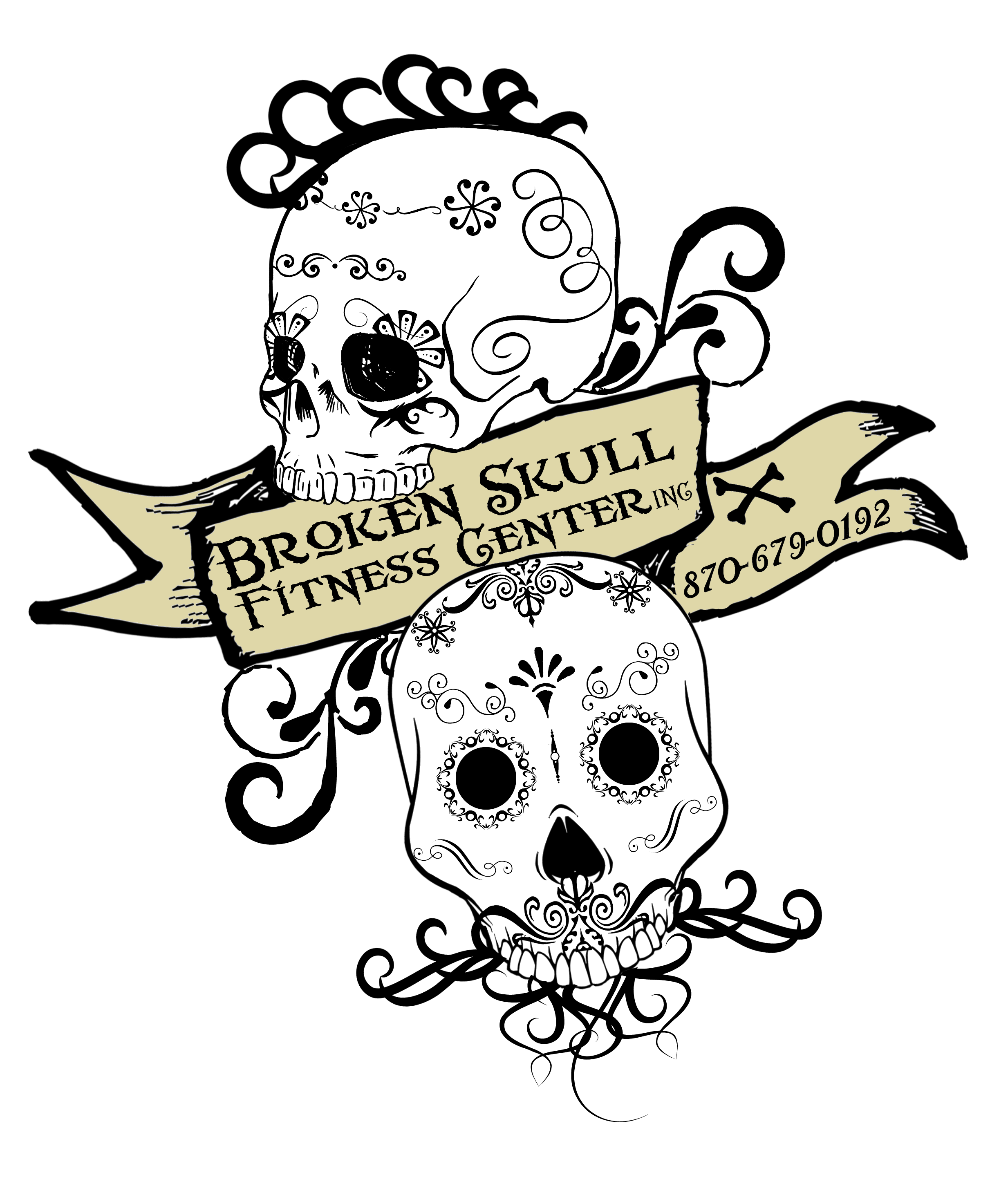 Broken Skull Fitness Center Inc filled.png