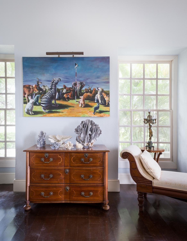 MANGO HILL GREATHOUSE - ART