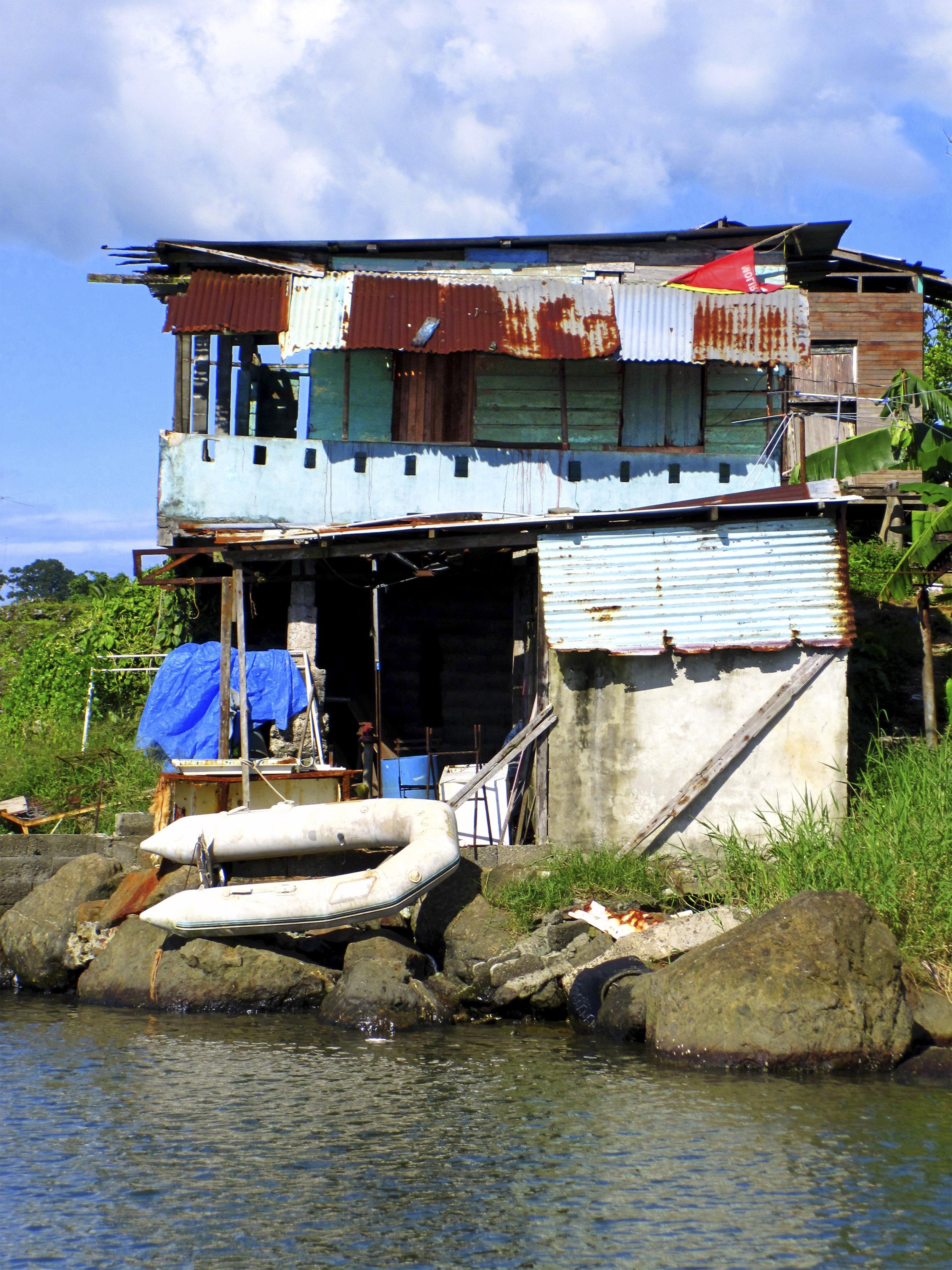 """Portobelo"" - Panama"