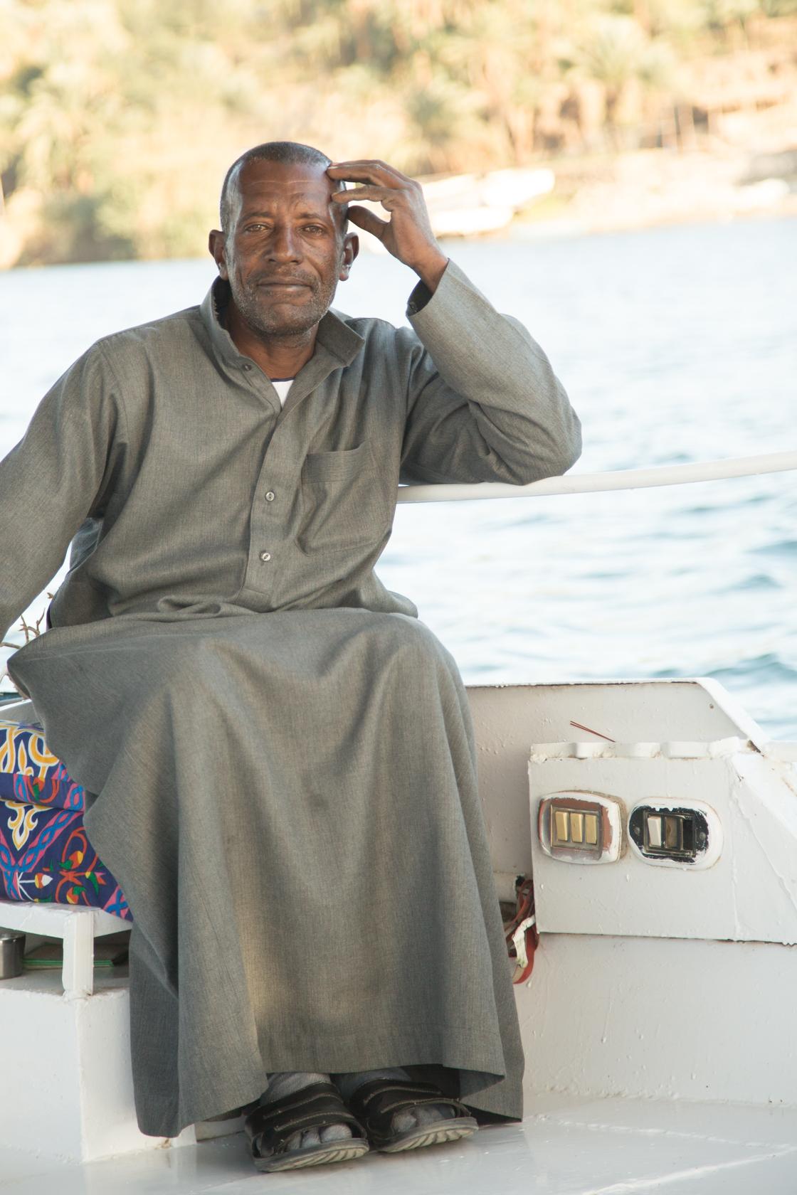 """Nubian Man"""