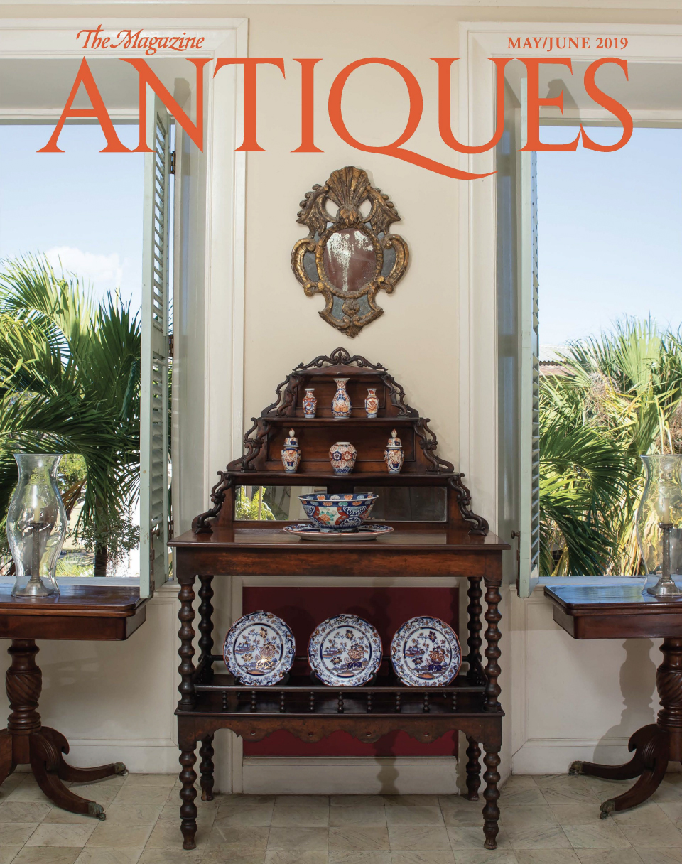 Featured Photos in The Magazine Antiques - May/June 2019 issue