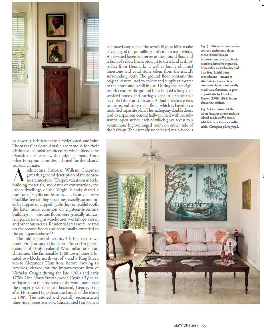 The Magazine Antiques - May/June 2019 issue