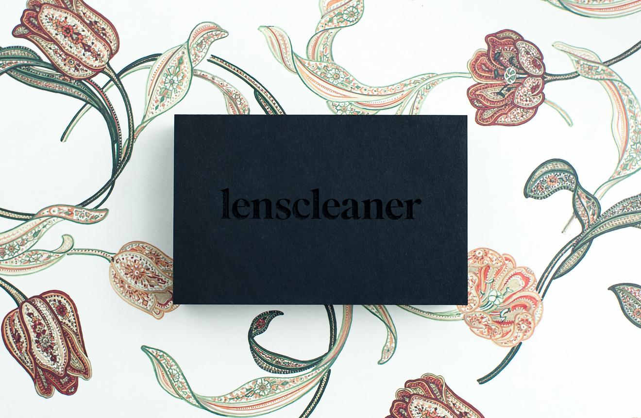 Corporate Design Lenscleaner